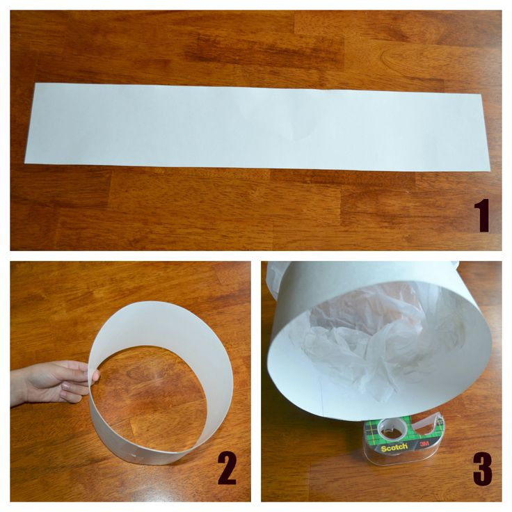 Attention little bakers and moms! Here's how to make a kid's chef hat