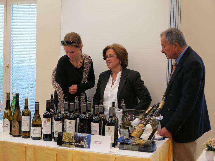 Spolek vinařství Companhia das Quintas