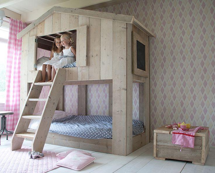 Inspirasjon til barnerommet - fem unike senger