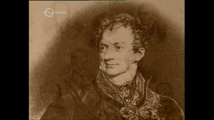 Magyar történelmi arcképcsarnok Wesselenyi Miklós 1796-1850