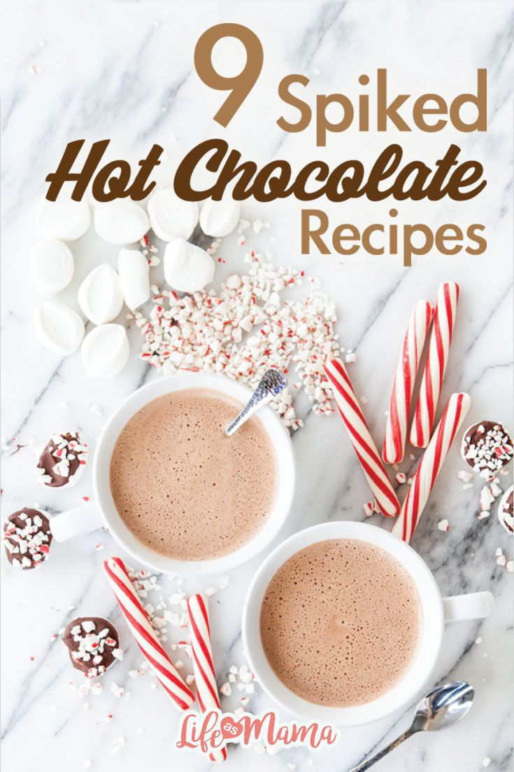 Even with its steamy heat, hot chocolate is a drink that can be enjoyed all year round. There's nothing like being able to curl up on a cold winters night with a nice, steaming cup of cocoa. The only thing better than classic hot chocolate is hot chocolate that has been enhanced with a bit of alcohol.