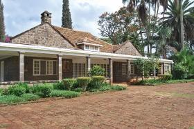 The Karen Blixen Museum i Nairobi
