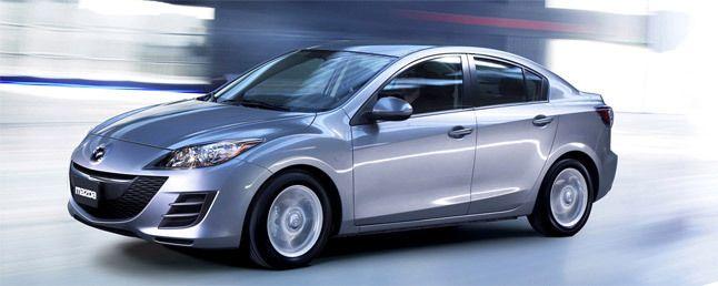 2010 Mazda Mazda3 i Touring Sedan Review: Car Reviews