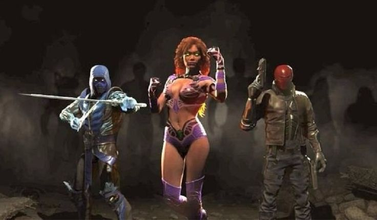 The NetherRealm Studios Injustice 2 Silhouettes Just Might Be a Big Joke  May 5, 2017<p>Share This<p>The NetherRealm Studios Injustice 2 Silhouettes Showing off Characters Like Raiden and Black Manta Might Be a Total Sham<p>Although …  http://cogconnected.com/2017/05/netherrealm-studios-injustice-2-silhouettes-joke/