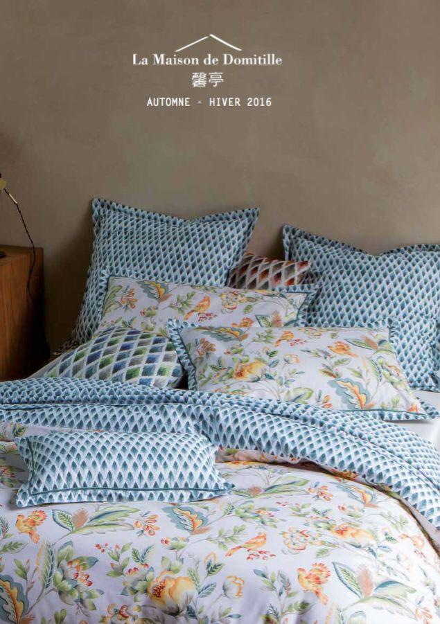 la maison de domitille linge de lit 18 best Shooting Photo   Linge de lit Yves Delorme   Automne  la maison de domitille linge de lit