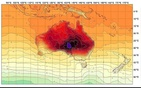 It's So Hot in Australia That They Added New Colors to the Weather Map - Global - The Atlantic Wire