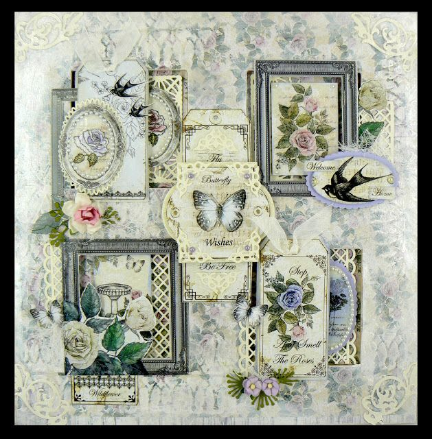 Artdeco Creations Brands: Ultimate Crafts Rambling Rose | Available NOW