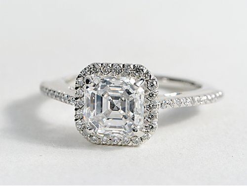 Best 25 Halo diamond rings ideas on Pinterest