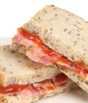 tuna and sweetcorn sandwich and other fillings ideas