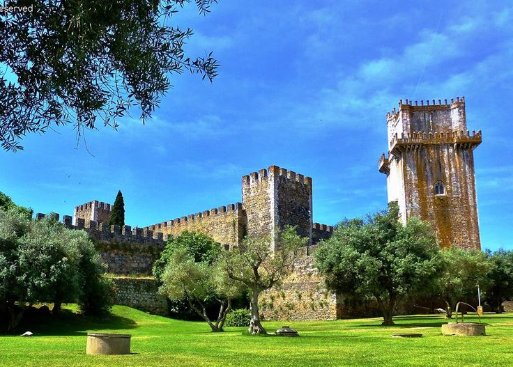 Castelo de Beja, Portugal