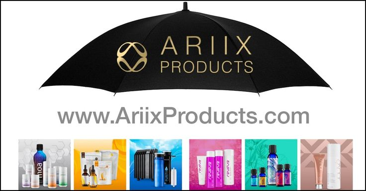 ARIIX Sells High Quality Health & Wellness Products Through a Network of Entrepreneurs Around the World.