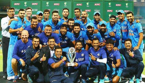 Team India Registered the First Whitewash on Australian Soil After 140 Years !!! - Toddler_Tales