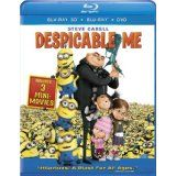 Despicable Me (Blu-ray 3D / Blu-ray / DVD)