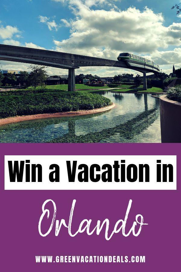 Win A Vacation In Orlando Win A Vacation Walt Disney World