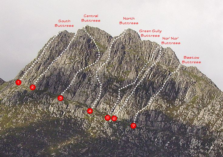 Tryfan : Climbing, Hiking & Mountaineering : SummitPost