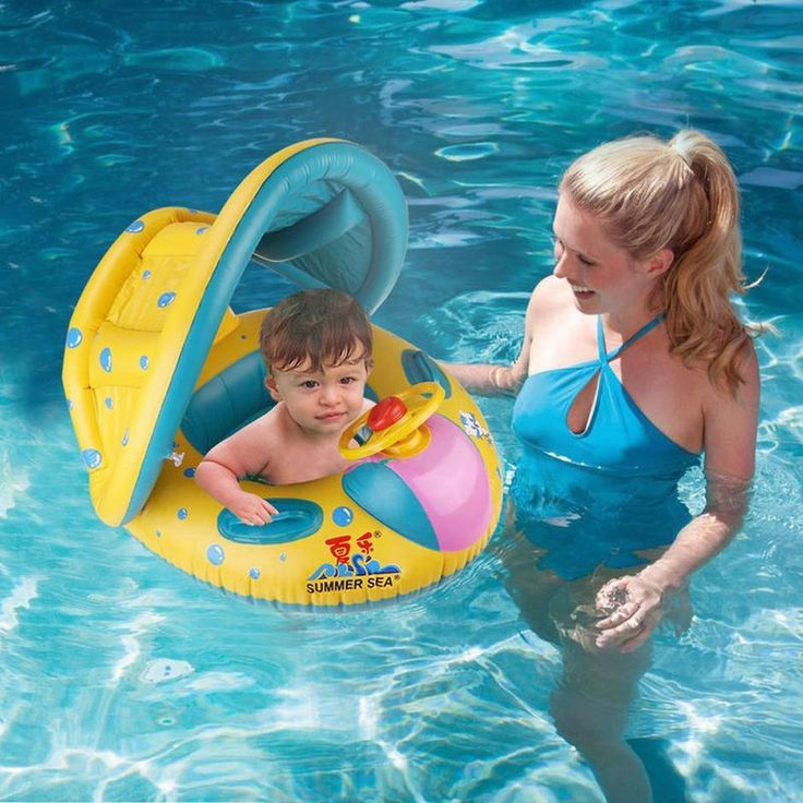 Baby Kids Inflatable Swim Float Ring Baby Float Inflatable Kids Ring Swim Baby Pool Floats Baby Pool Baby Swim Float