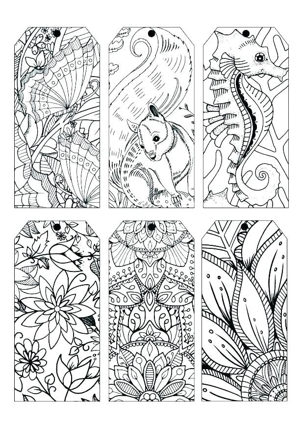 Free Printable Bookmarks To Color You Can Bookmark Coloring Pages Fresh Your Own Inspirational Book Coloring Bookmarks Free Coloring Bookmarks Coloring Books