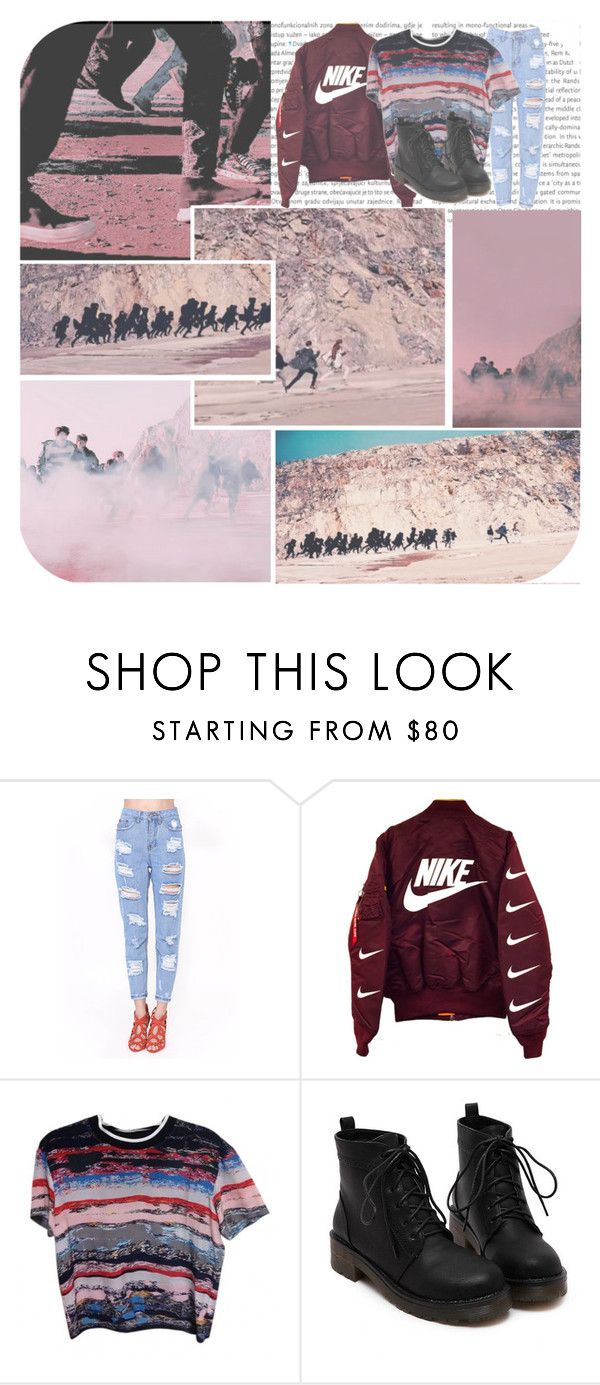 """Bts -- Not Today Mv Teaser"" by miintea ❤ liked on Polyvore featuring Oris and Opening Ceremony"