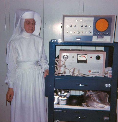 Sister of Charity of Leavenworth at St. Vincent Hospital L… | Flickr