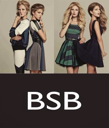From the campaign autumn winer 2014 bsb collection
