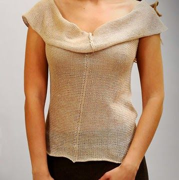 Akademia Rękodzieła BOCIAN: Lniana odzież - inspiracje