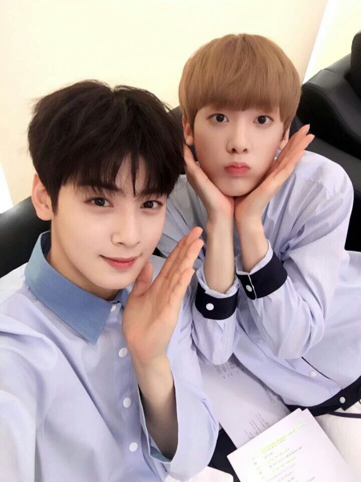 #ASTRO - I kpop I #Eunwoo & #SanHa
