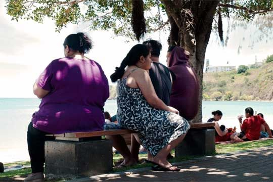 The Cook Islands has the highest levels of obesity in the world