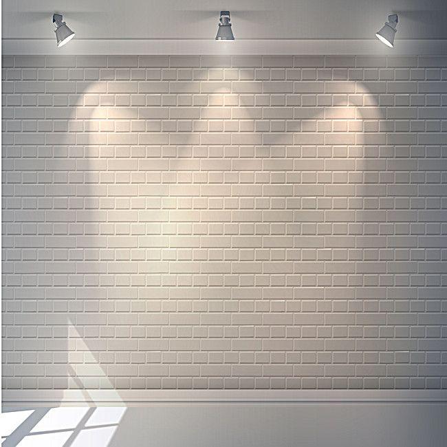 White Brick Wall Background Lighting Brick Wall Background Wall Background White Brick Walls