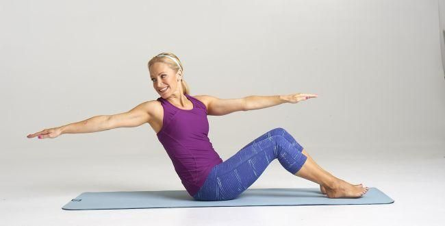 ageless ab routine in only 10 minutes