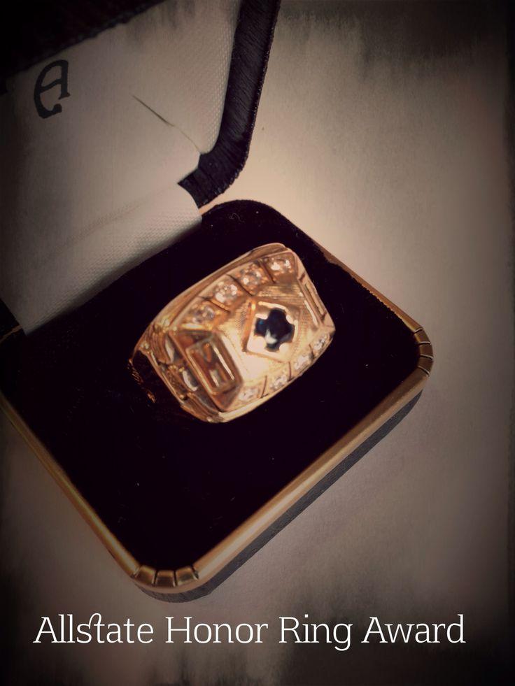 Allstate Honor Ring Award