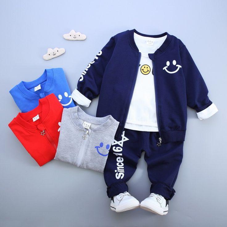 http://babyclothes.fashiongarments.biz/  Hot sale 2016 autumn new smiley face zipper three-piece suit sportswear baseball jacket pants suit long-sleeved shirt inside, http://babyclothes.fashiongarments.biz/products/hot-sale-2016-autumn-new-smiley-face-zipper-three-piece-suit-sportswear-baseball-jacket-pants-suit-long-sleeved-shirt-inside/, USD 8.07-8.57/pieceUSD 7.98-8.57/pieceUSD 21.52/pieceUSD 14.70/pieceUSD 13.43-13.89/pieceUSD 20.48-27.21/pieceUSD 27.13-35.05/pieceUSD 37.25-38.58/piece…