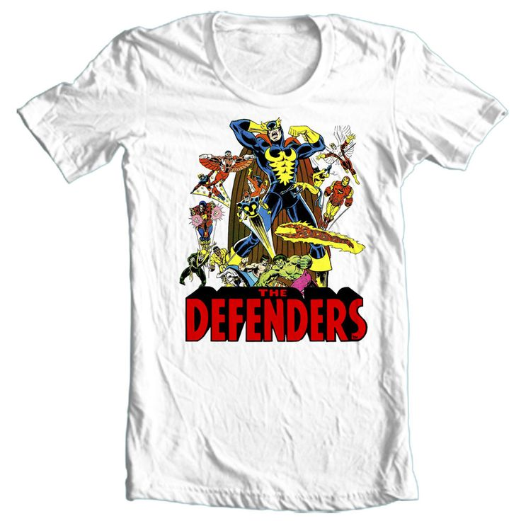 572 best Retro Comic T-shirts images on Pinterest | Graphic tees ...