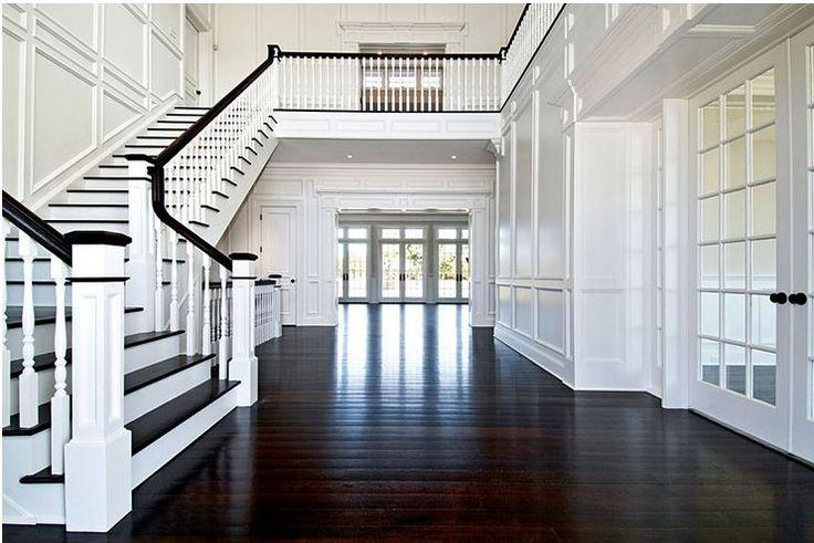 Hamptons Foyer-Farrell Construction