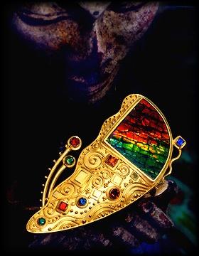 Handmade fine gold jewelry by carolyn tyler bali jewelry for Carolyn tyler jewelry collection
