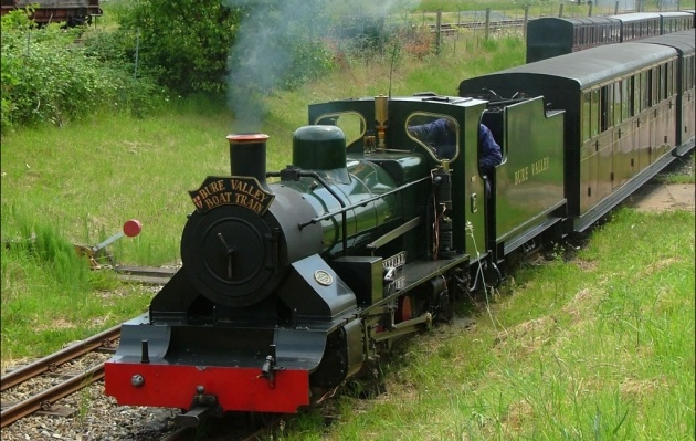 Did you know Bure Valley Railway is Norfolk's longest fifteen inch gauge line? You do now :)