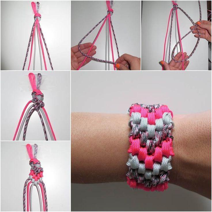 How to DIY 6-Strand Braided Friendship Bracelet   iCreativeIdeas.com Follow Us on Facebook --> https://www.facebook.com/icreativeideas