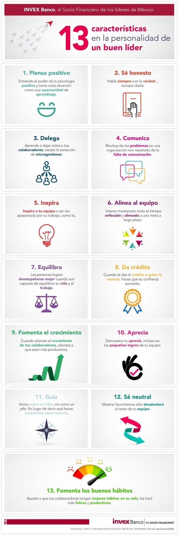 No importa si ejerces el liderazgo en tu empresa o tienes un grupo a tu cargo, estas son las 12 + 1 cualidades de un Líder que te gustará conocer.