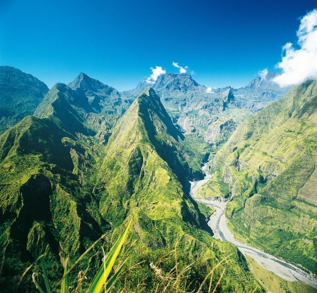 Ile de la Réunion, Outre-Mer