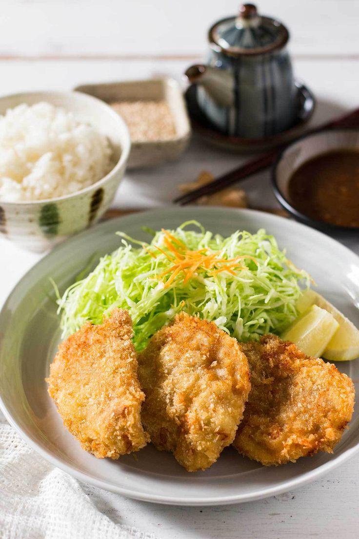 Hirekatsu - Japanese Deep Fried Pork Fillets   Chopstick Chronicles
