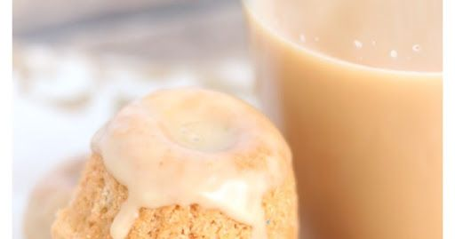 White Cake Cake Mix Cookies with Vanilla Glaze Recipe | Yummly