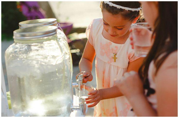 Thirsty for homemade lemonade