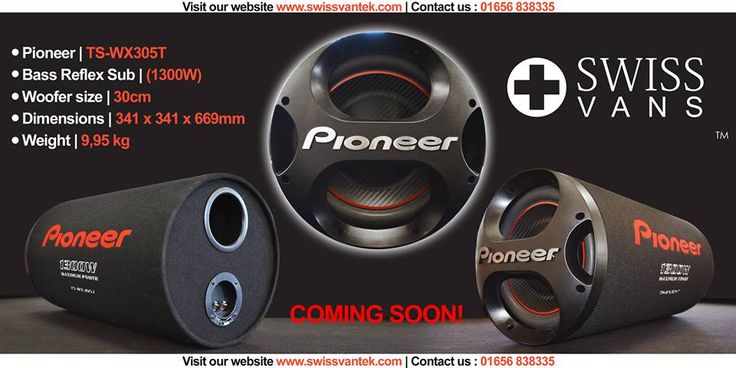 Coming soon! Pioneer TS-WX305T!   Upgrade your sound system today with swissvantek!   #swiss  #swissvans  #swissvantek  #pioneer  #sound  #music  # vans  #vehicles  #cars  #VW  #Transporter  #Kombi  #like  #pin4pin