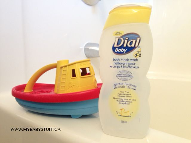 Dial baby wash review