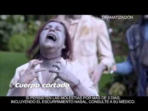 zombies con gripe - YouTube