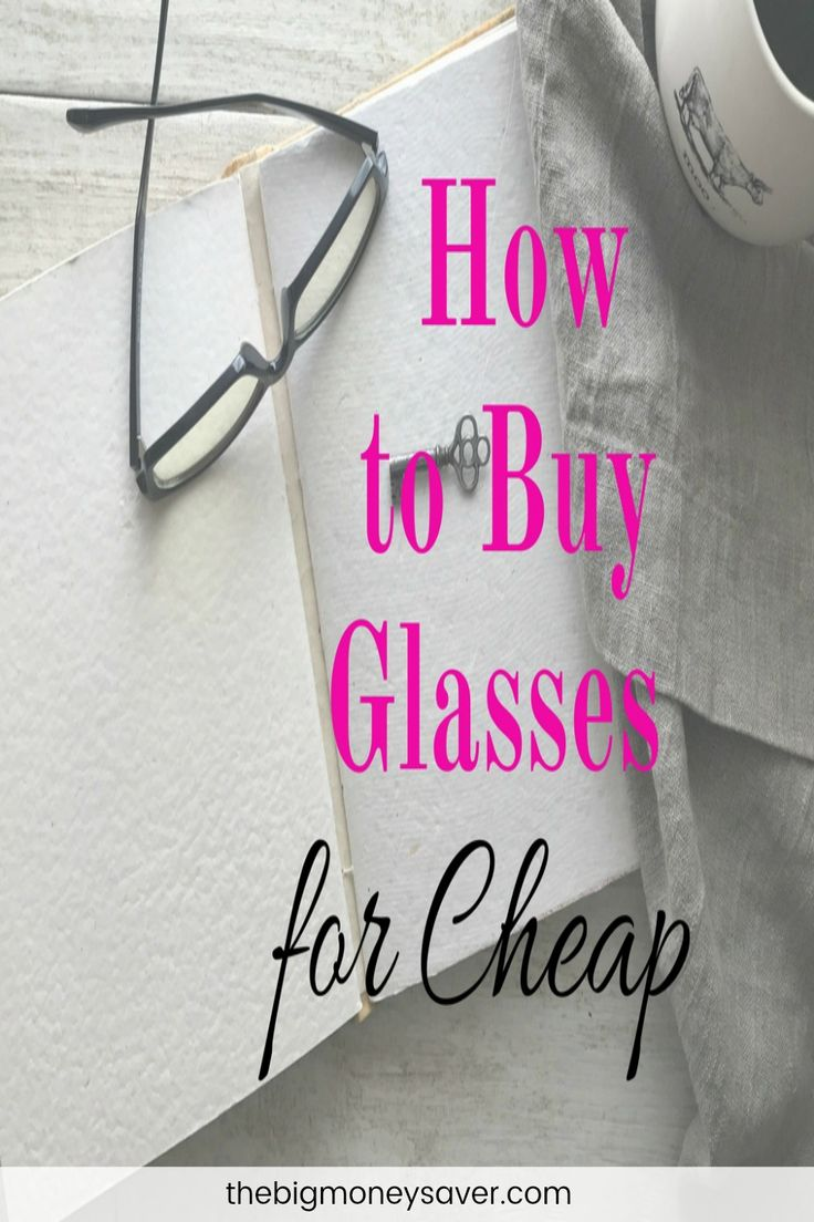 This is great! I wish I'd known about it before buying glasses from my eye doctor. Read here to find out how to buy glasses for cheap.