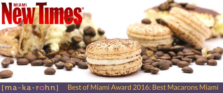 Miami Order French Macarons Online - Home Delivery – [ma-ka-rohn]