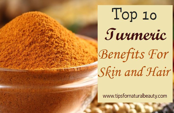 10 Amazing Turmeric Benefits For Youthful Skin & Great Hair | Tips for Natural Beauty