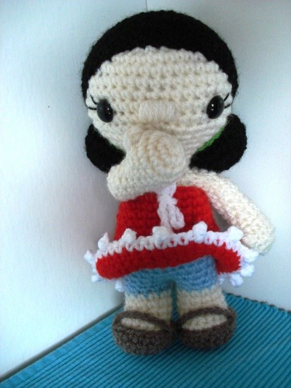 Amigurumi Japanese Meaning : 17 Best images about Dolls to Crochet on Pinterest Free ...