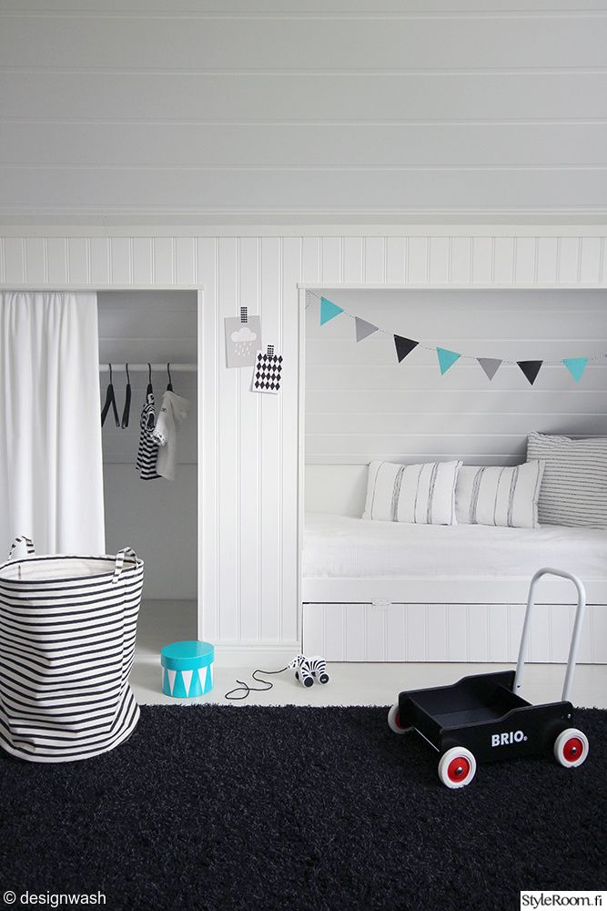 Lastenhuone - Sisustuskuvia jäseneltä designwash - StyleRoom