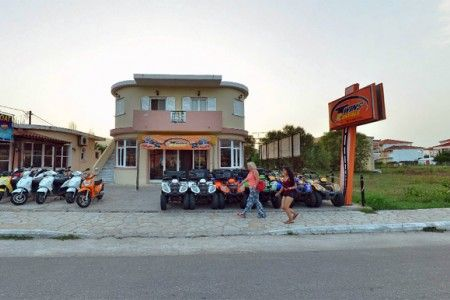 Twins Rentals has been established in Laganas since 2007. You can rent motor bikes, quad bikes and new cars with the best insurance. Delivery to your hotel or the airport in Zakynthos, charged free. Discover the beauties of Zante island with us...